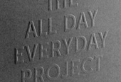 THE ALL DAY EVERYDAY PROJEKT – THE BOOK
